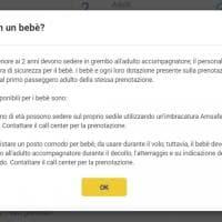 """Ryanair, 25 euro per il """"supplemento neonati"""""""