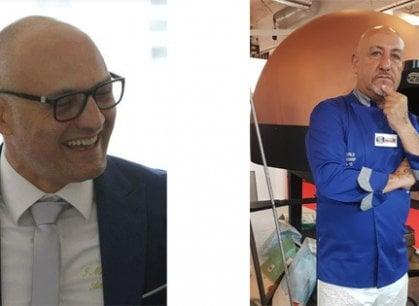 Il maestro pizzaiolo (napoletano) contro il campione del mondo della pizza (friulano):