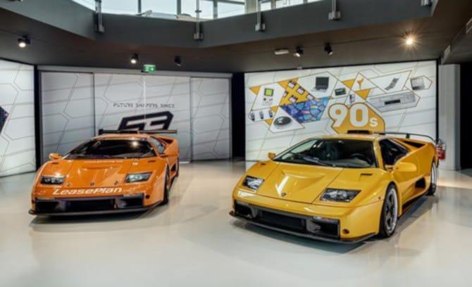 Museo Lamborghini Che Rivoluzione Repubblica It