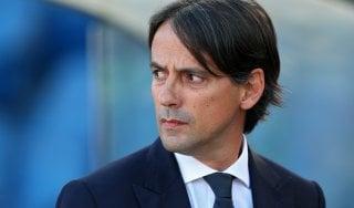 Lazio, Inzaghi: ''Nessun calcolo, non guardiamo il calendario''