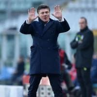 Torino, Mazzarri: ''Per l'Europa può succedere di tutto. Di arbitri non