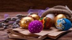 ''Nell'uovo di Pasqua vorrei'': speranze e sogni su Twitter