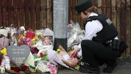 Nord Irlanda, due giovani arrestati per l'omicidio della giornalista McKee