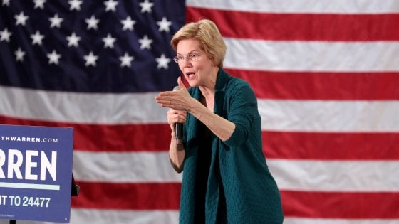 "Usa, Warren attacca Trump: ""Deve partire l'impeachment"""