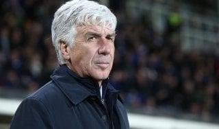 """Atalanta, Gasperini: """"A Napoli per riprenderci i punti persi con l'Empoli''"""