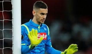 """Napoli, Meret: ''Con l'Arsenal ho sbagliato, ora trovare motivazioni per conservare il 2° posto"""""""