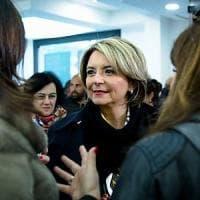 Vibo Valentia, candidata centrodestra fa saluto romano a incontro col pronipote di...