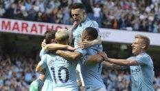 Premier League, il Manchester City si riprende la vetta: Foden stende il Tottenham