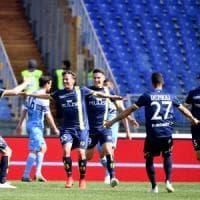 Lazio-Chievo 1-2: Vignato ed Hetemaj gol, per i romani è quasi addio alla