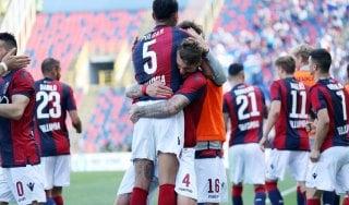 Bologna-Sampdoria 3-0: Audero non ne azzecca una, rossobù vicini alla salvezza