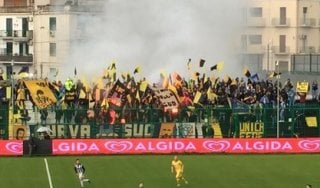 Serie C, festa Juve Stabia: le 'Vespe' tornano in B dopo 5 anni