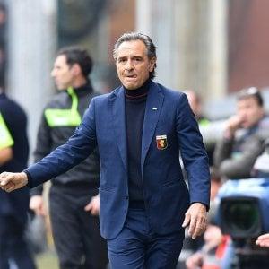 """Genoa, Prandelli: """"Ritrovare semplicità e compattare l'ambiente"""""""