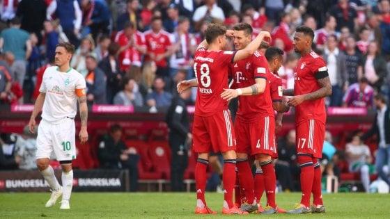 Bundesliga, al Bayern Monaco basta Sule: +4 e pressione sul Dortmund
