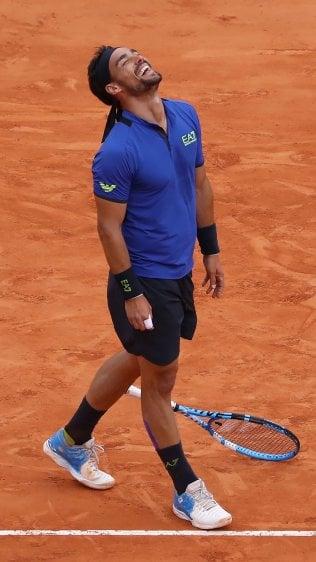 Masters Montecarlo: impresa di Fognini, batte Nadal in due set (6-4, 6-2) e vola in finale