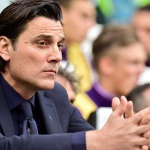 """Fiorentina, Montella: """"Complimenti alla Juve, ma sono arrabbiato"""""""