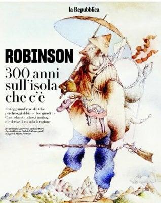 Robinson: perché anche noi abbiamo scelto questo nome