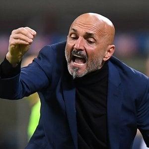 """Inter, Spalletti: """"Risultato giusto, sono soddisfatto"""""""