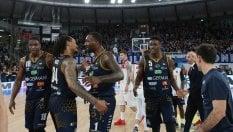 Basket, serie A: Milano cede a Brescia allovertime, Trieste stoppa Venezia