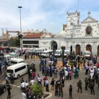 Sri Lanka, otto esplosioni in chiese e hotel: almeno 290 morti, 35 sono stranieri