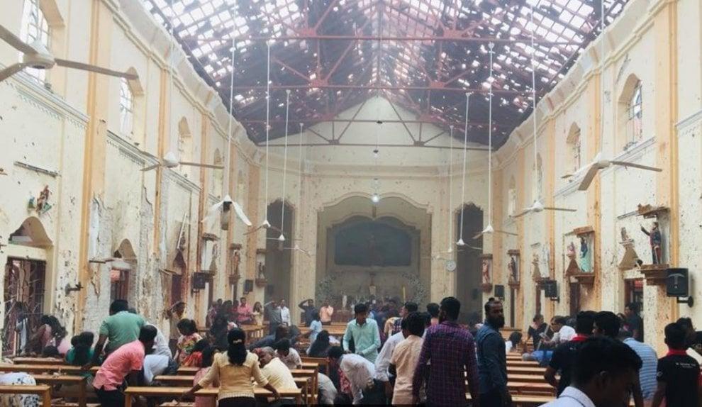 Sri Lanka, Pasqua di sangue: otto esplosioni provocano 310 morti e centinaia di feriti