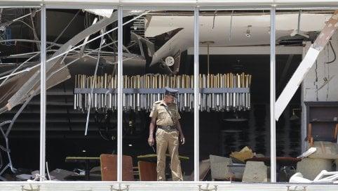 Sri Lanka, otto esplosioni in chiese e hotel: almeno 156 morti, 35 sono stranieri