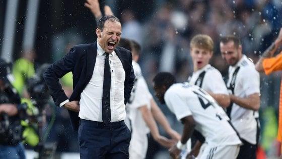 La Juventus di domani: dubbio Allegri, un big in difesa e Zaniolo o Chiesa per l'attacco