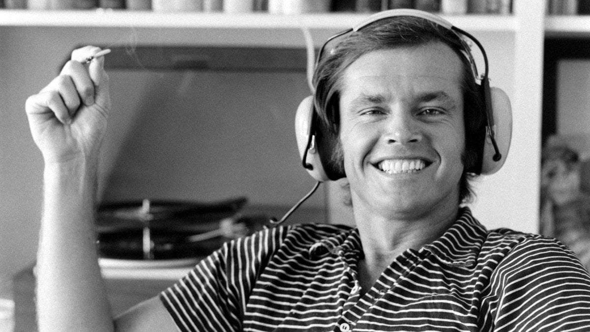 Jack Nicholson, il ghigno folle dell'antieroe di Hollywood