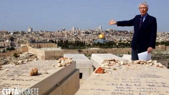 Corrado Augias racconta Gerusalemme tra conflitti e misteri