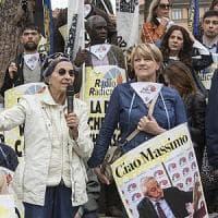 """In piazza a Pasqua per salvare Radio radicale. Il direttore Falconio: """"Non vogliamo..."""