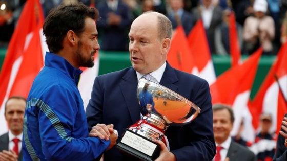 Fognini vince il Masters 1000 di Montecarlo: battuto Lajovic 6-3, 6-4