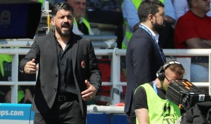 Gattuso: ''Ingenui e sfortunati ma dovevamo fare di più''