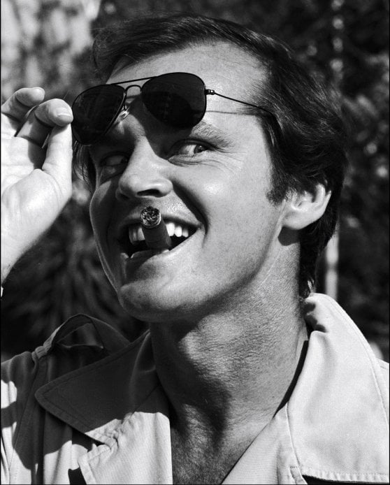 Jack Nicholson, il ghigno folle dell'antieroe di Hollywood