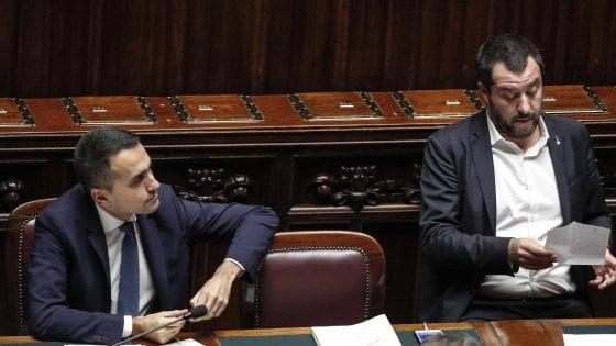 """Governo, tregua pasquale tra i vicepremier. Ma M5S in pressing sulle inchieste: """"La Lega faccia chiarezza"""""""