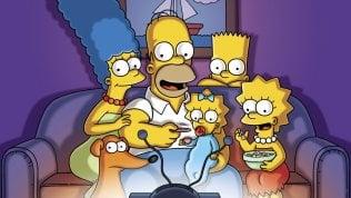 Simpson, un canale tv dedicato ai 30 anni della famiglia in giallo