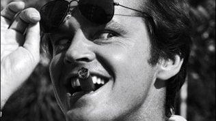 Jack Nicholson, il ghigno folle dell'antieroe che non sapeva di essere figlio di sua sorella