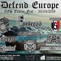 Cerea (Verona), concerto di gruppi nazi-rock in un padiglione del Comune. Ed è polemica