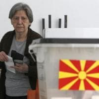 Macedonia del Nord, testa a testa nel ballottaggio. Bassa affluenza