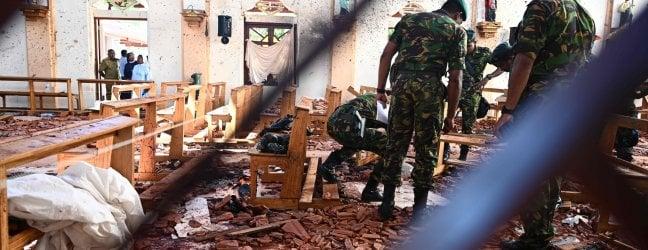 """Sri Lanka, 7 i kamikaze della strage di Pasqua. """"Gruppo jihadista locale dietro gli attacchi"""""""