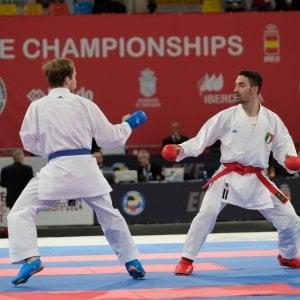 Fijlkam Karate Calendario Gare 2020.Karate Premier League L Italia Torna Da Rabat Con Un Oro E