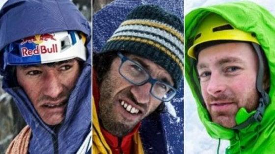 Canada, ritrovati i corpi degli alpinisti Lama, Auer e Roskelley