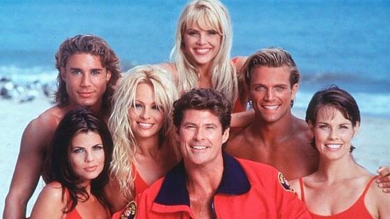 Baywatch, 30 anni fa il debutto dei bagnini più famosi della tv