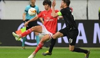 Juventus punta Joao Felix: Cristiano Ronaldo sponsor dell'operazione
