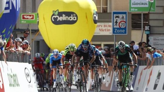 Ciclismo, Tour of the Alps: a Geoghegan Hart la prima tappa. Bene Nibali e Froome