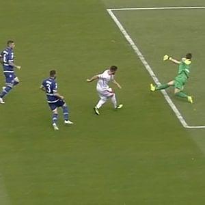 Serie B, colpo del Benevento: 0-3 a Verona, Coda scatenato