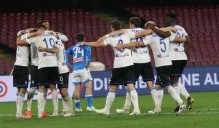 Napoli-Atalanta 1-2: Mertens gol, ma azzurri spreconi. Zapata e Pasalic firmano il colpo Champions