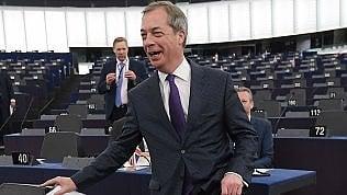 Perché Farage può vincere le elezioni europee e diventare il vero protagonista del 2019