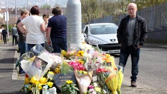 Irlanda del nord, Nuova Ira ammette responsabilità per la morte di Lyra McKee