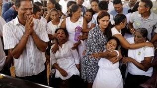 I funerali di alcune delle vittime