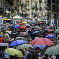 Maltempo, pioggia e temporali fino al 25 aprile: allerta in 8 regioni
