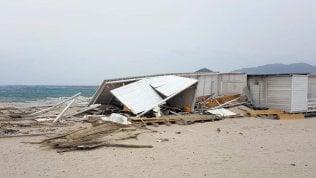 Danni causati dal maltempo in Sardegna